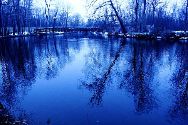 The Winter Blues
